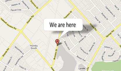 GoogleMap Canterbury Weighting